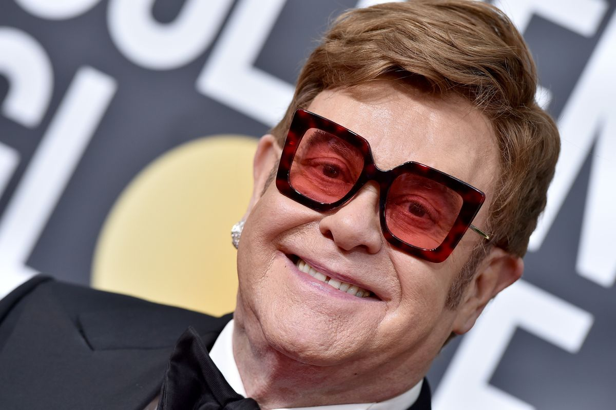 Elton John Loves the Smell of Gwyneth Paltrow's Vagina