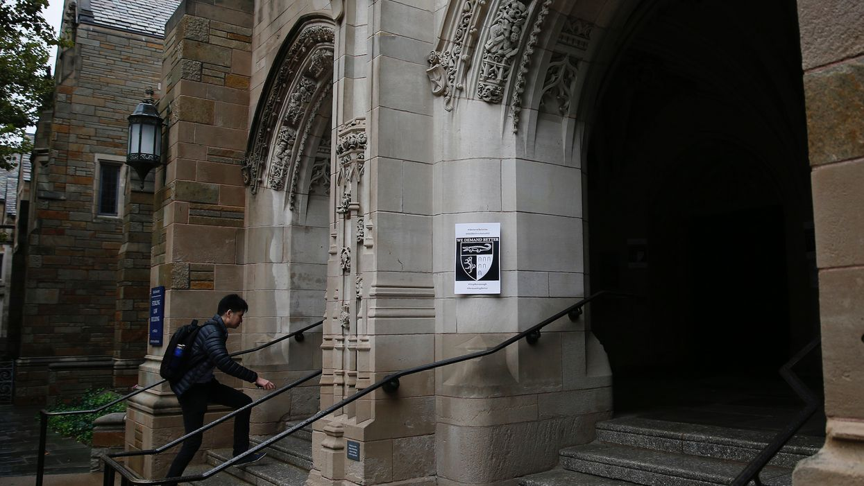 Yale cancelling popular class because the subject is 'overwhelmingly white, straight' and European