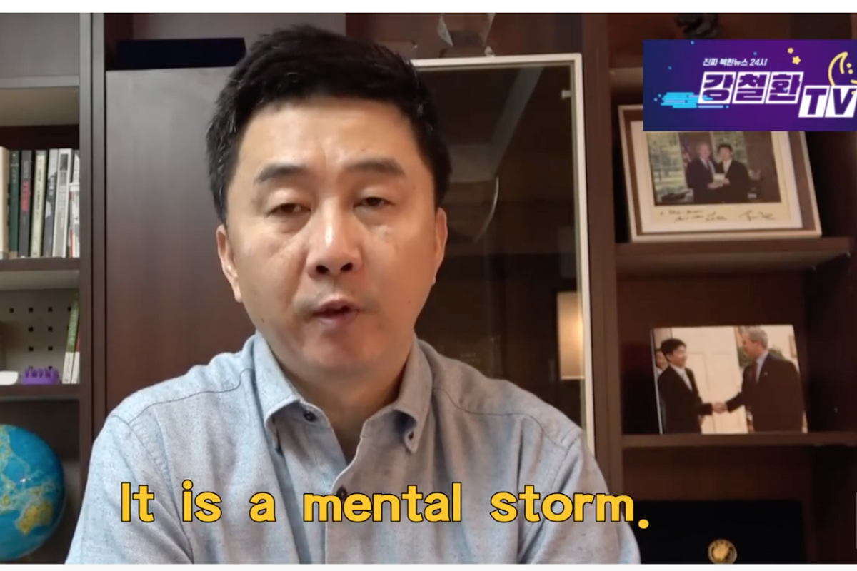 A man who escaped from a North Korean concentration camp just shared what life is like there