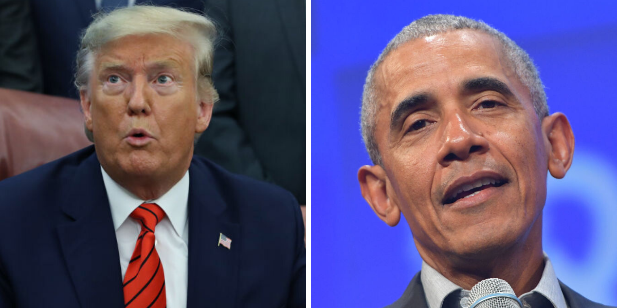 An Old Trump Tweet Criticizing The Obama Administration's Justice Department Has Aged Horribly