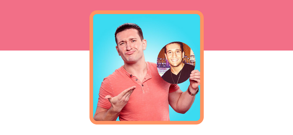 Alert: Joey From 'The Circle' Reveals What He Looks For In 'The One' In Exclusive Swoon Dating Profile
