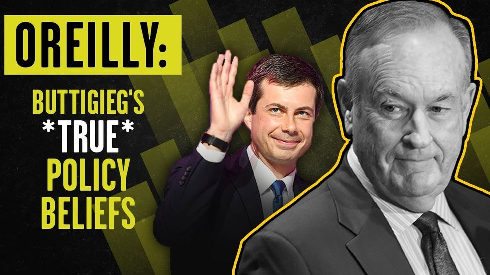 image for WHAT DOES DEMOCRAT PETE BUTTIGIEG TRULY BELIEVE? Bill O'Reilly dives int...