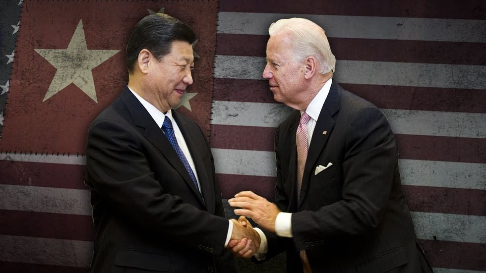 image for BIDEN CORRUPTION IN CHINA TOO? Joe, Hunter fraud extends WAY further tha...