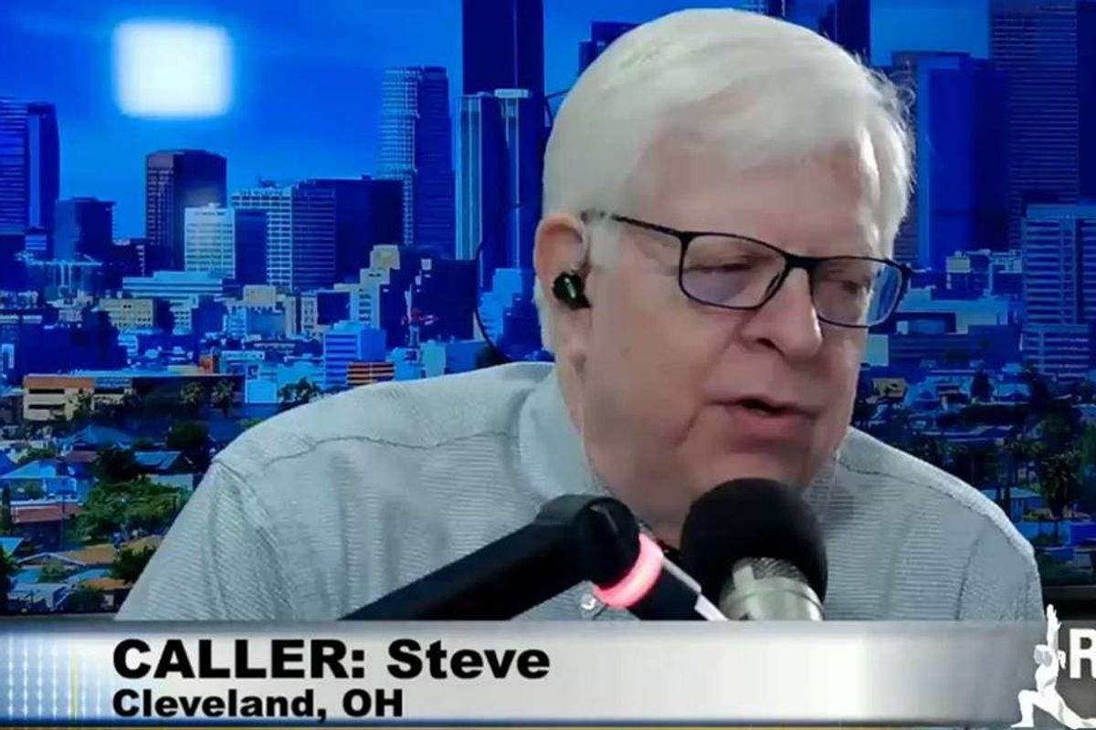 Confused conservative radio host says it's 'idiotic' that white people can't say the N-word