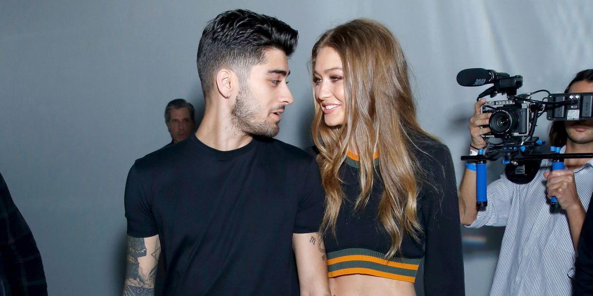 Gigi Hadid Confirms She's Back With Zayn Malik