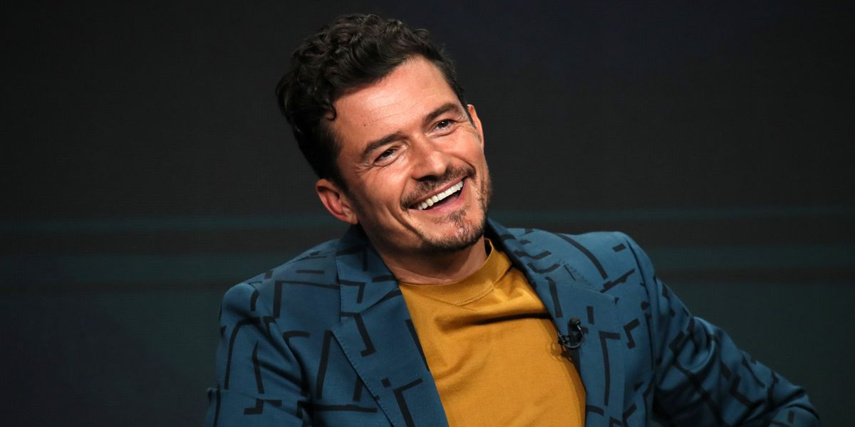 Orlando Bloom Misspells Son's Name in New Morse Code Tattoo