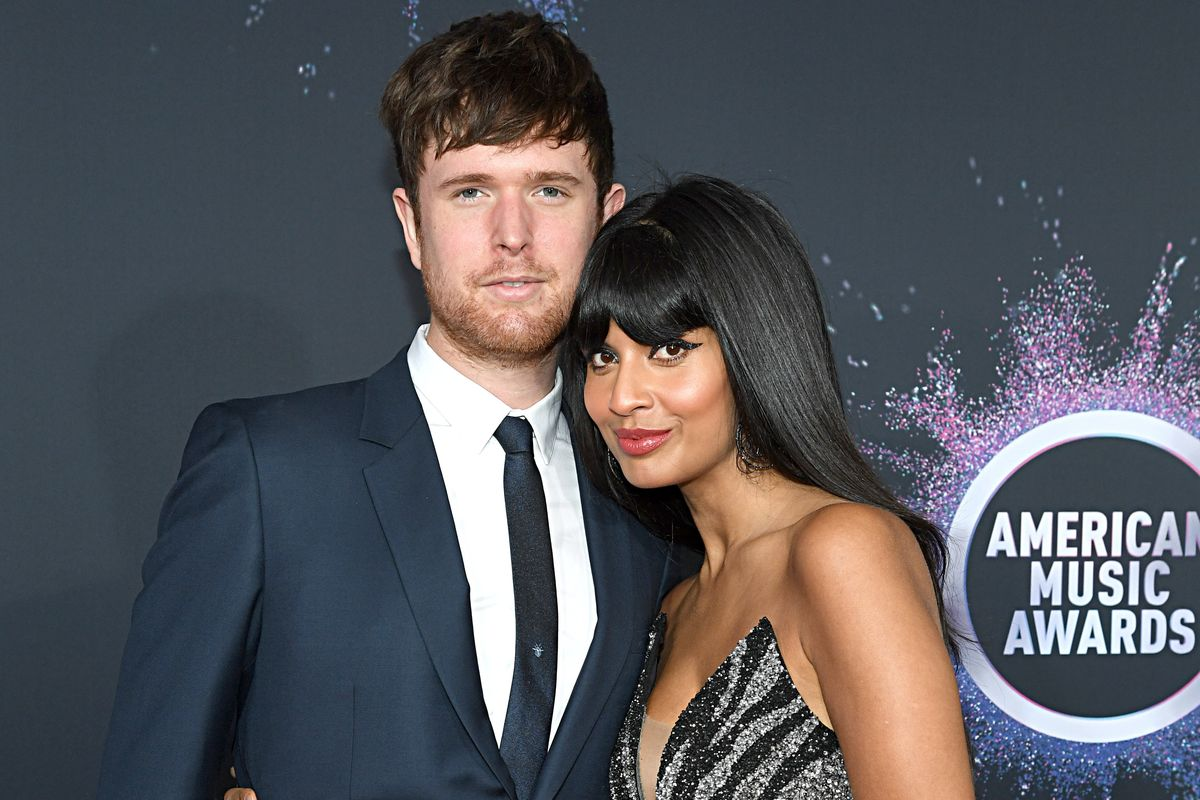 James Blake Defends Jameela Jamil Against Munchausen Accusations