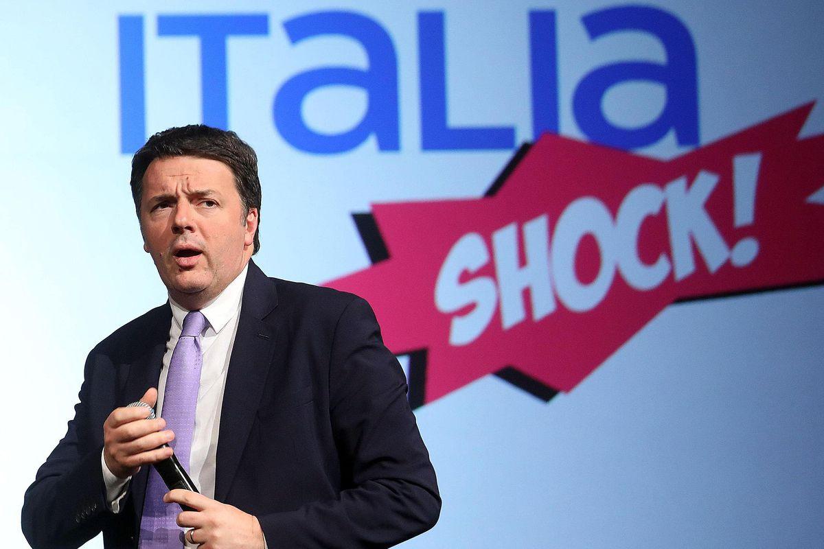 L'unica crisi di Renzi è da fame di poltrone