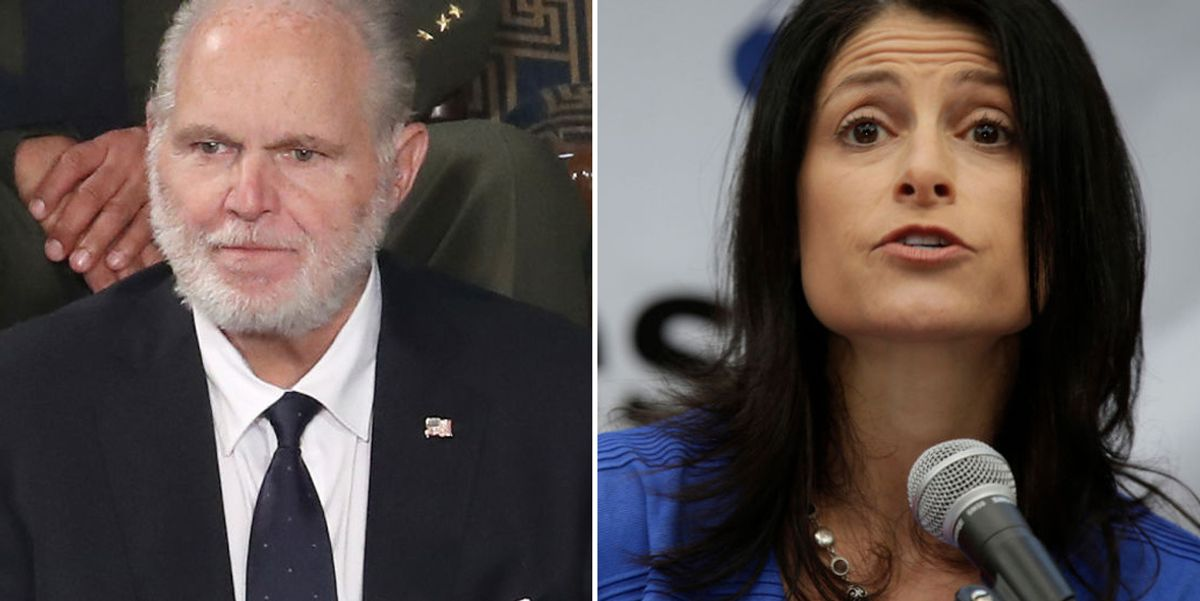 Michigan's lesbian attorney general takes shot at cancer-stricken Rush Limbaugh over Buttigieg remarks