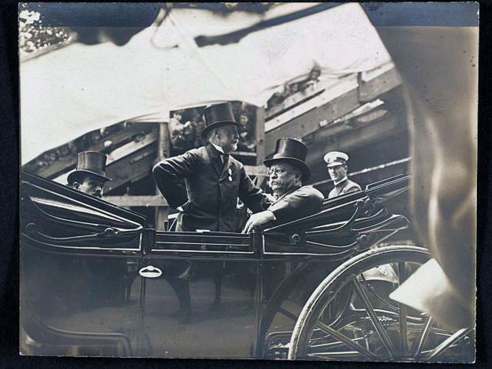 President Theodore Roosevelt carriage 1910