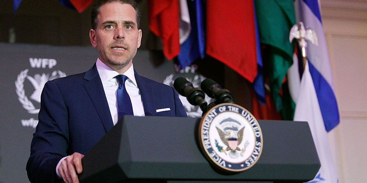 There is 'strong evidence of criminal misconduct' by Hunter Biden, top government watchdog says