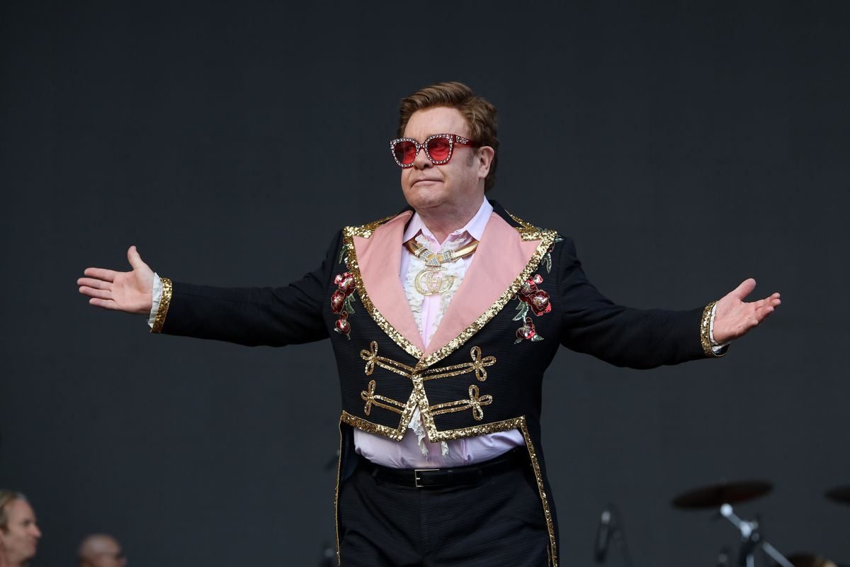 Elton John Ends New Zealand Show Early Due to Pneumonia