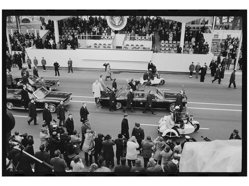 Nixon Inauguration 1969