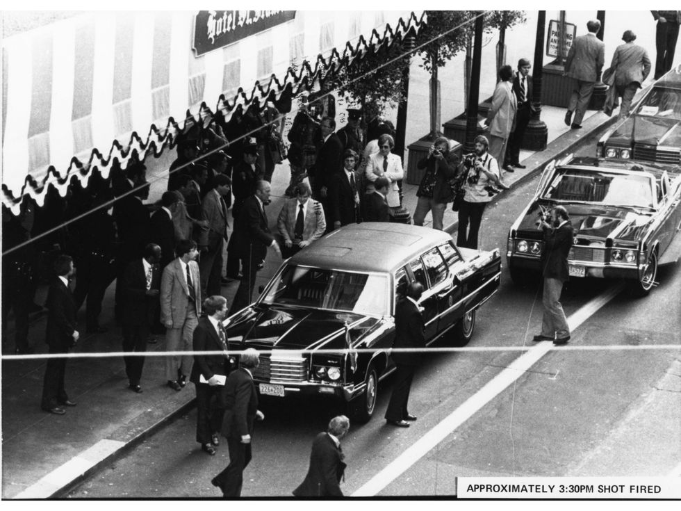 Ford assassination attempt 1975