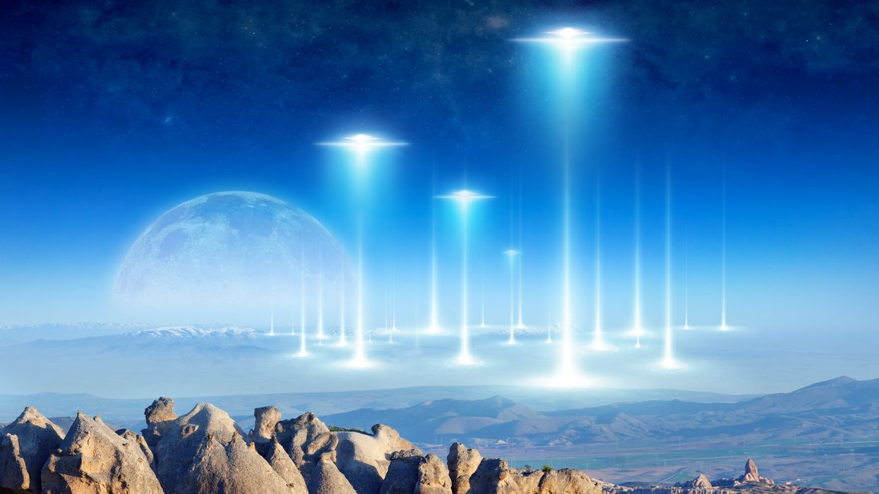2 new ways to find aliens, according to a Nobel Prize winner