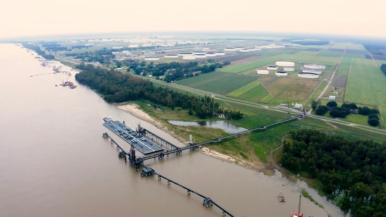Lawsuit Appeals Permit for Formosa Plastics to Build in Louisiana's 'Cancer Alley'
