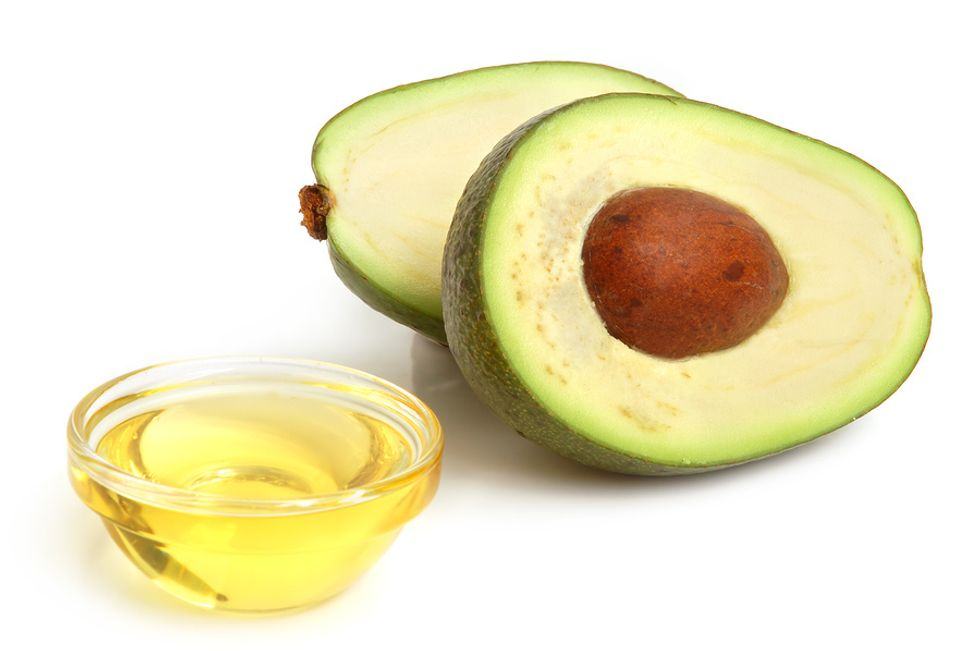 Avocados and olive oil are great sources of omega-3 fatty acids