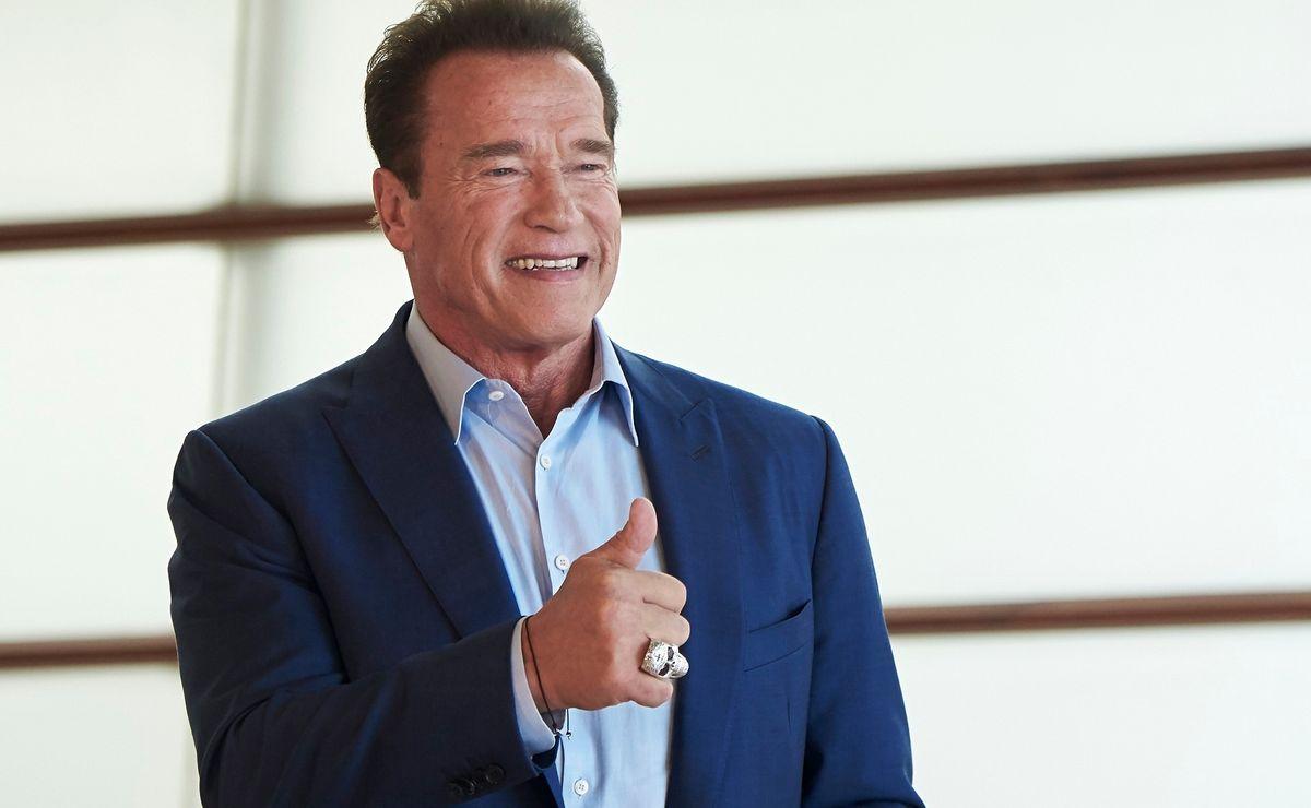 Trump critic Arnold Schwarzenegger thanks the president for addressing California homelessness