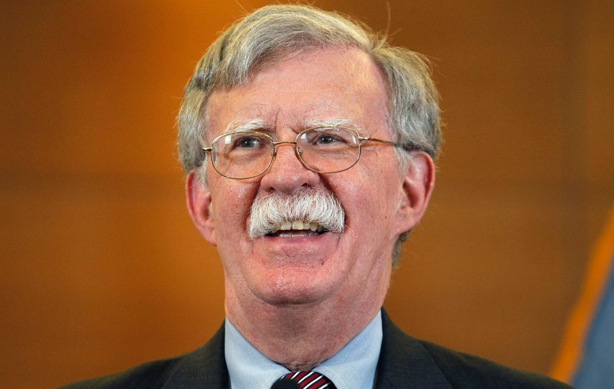 'You'll love chapter 14': John Bolton hypes upcoming book while accusing White House of 'censorship'