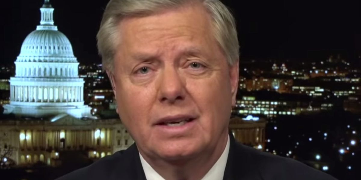 'We know your agenda!' — Lindsey Graham blasts Democrats calling for Barr to resign