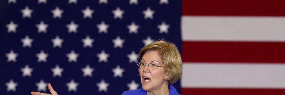 Elizabeth Warren wants Trump admin to reverse 'dangerous, menacing' decision to deploy tactical agents to sanctuary cities