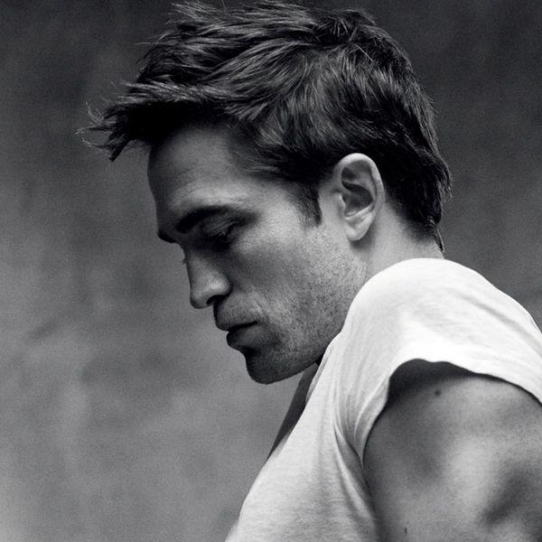 Robert Pattinson Smells Like an Elementary School