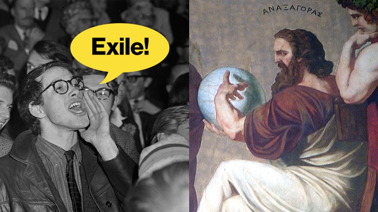 7 philosophers who were exiled from their societies