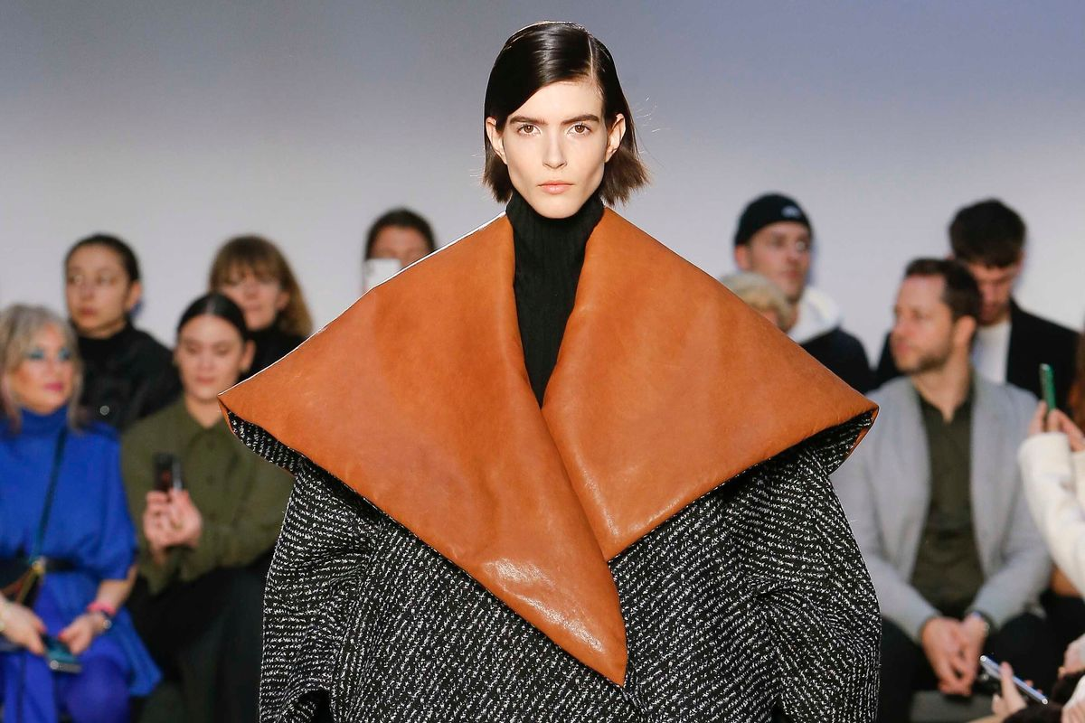 Fit These JW Anderson Coats Inside Your Apartment Challenge