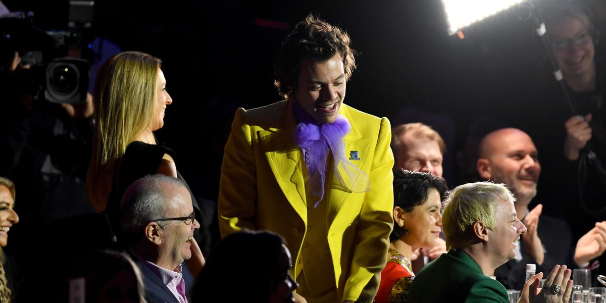 Harry Styles and Lady Gaga Wore the Same Marc Jacobs Suit