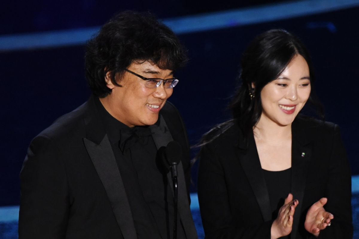 Bong Joon Ho Translator Sharon Choi Isn't Making a Film About Awards Season