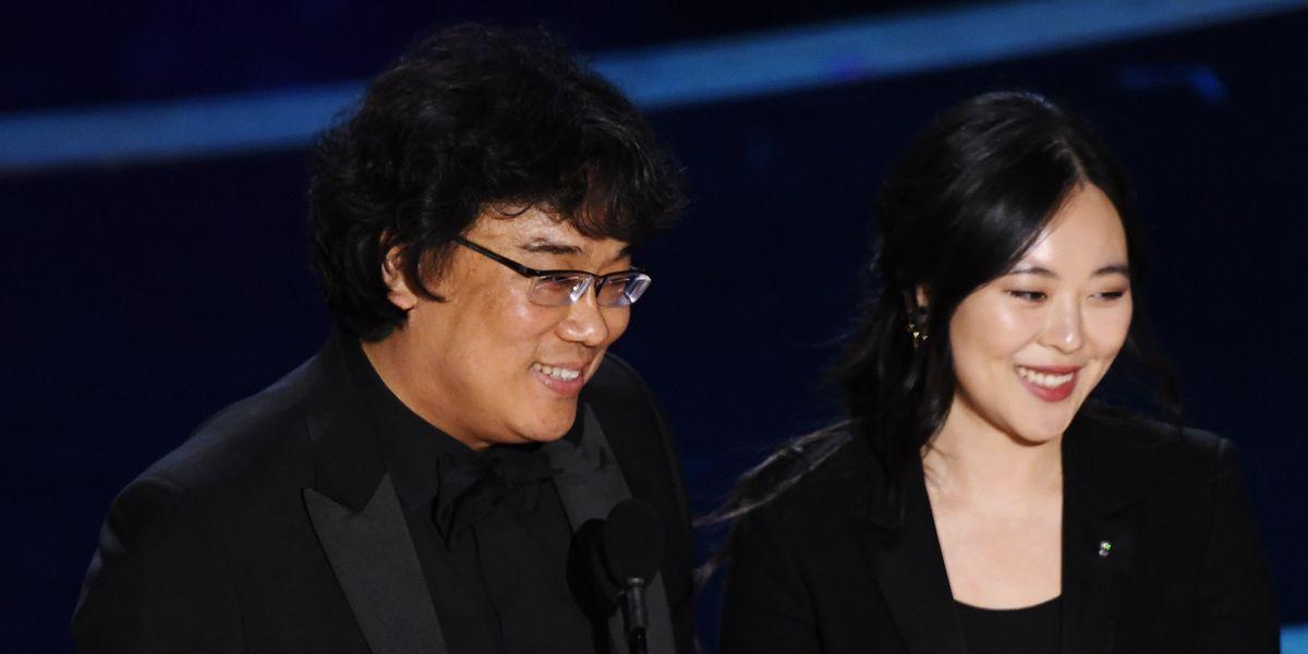 Bong Joon Ho Translator Sharon Choi Isn't Making a Film About Awards Season