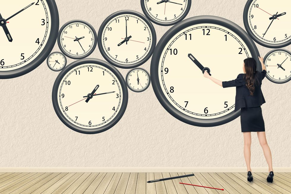 Learning to Manage Your Time