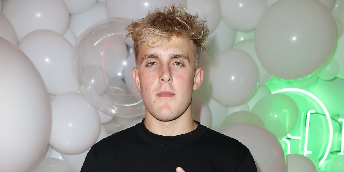 Jake Paul Criticized For Saying Anxiety Is 'Created By You'