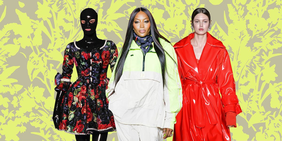 Everything You Missed From London Fashion Week Fall 2020