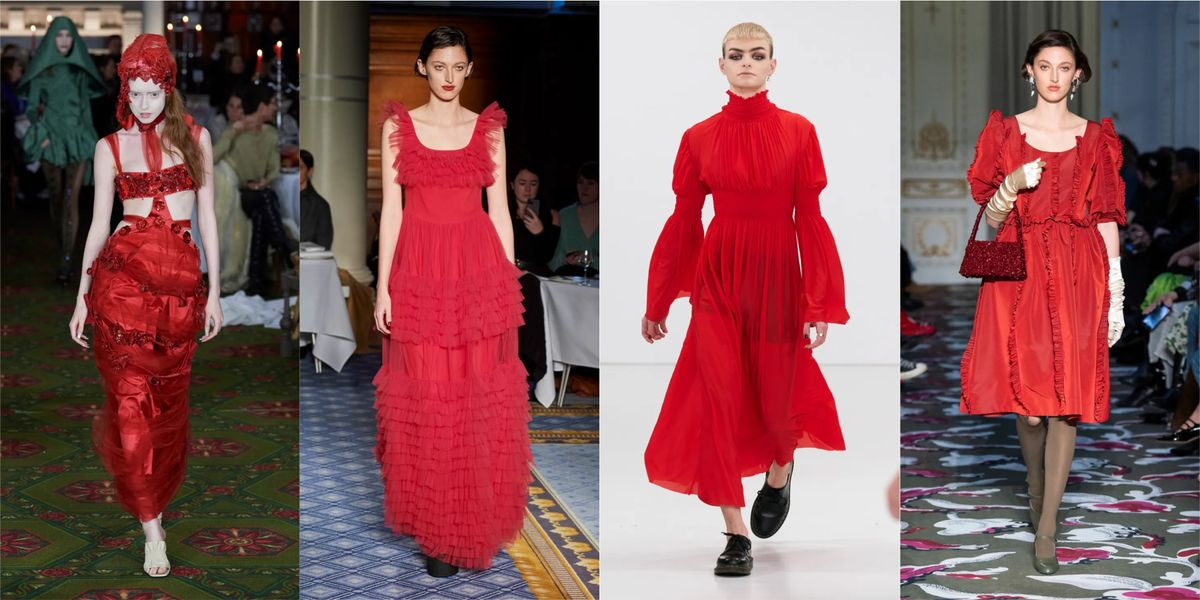 The 8 Biggest Trends From London Fashion Week
