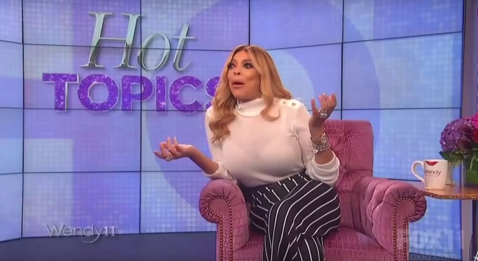 Wendy Williams' Rant About Gay Men Continues A Homophobic Pattern