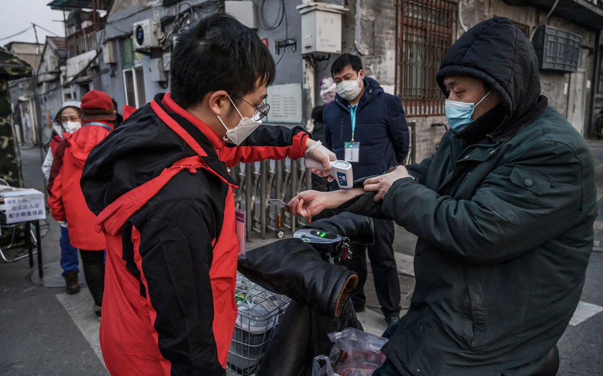 China's coronavirus contact tracker app could lead to forced quarantine and social exile for citizens