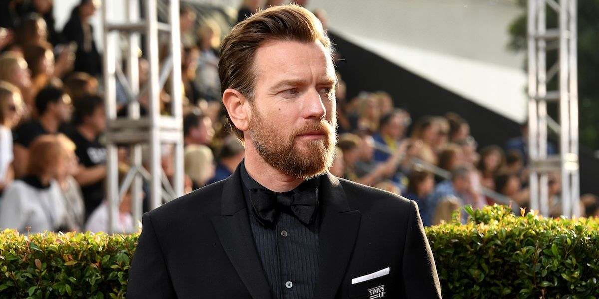 Ewan McGregor Transforms Into Fashion Legend In Ryan Murphy's 'Halston' Teaser