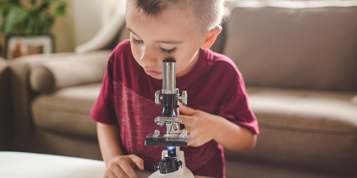 12 easy science experiments that encourage little ones to explore their world