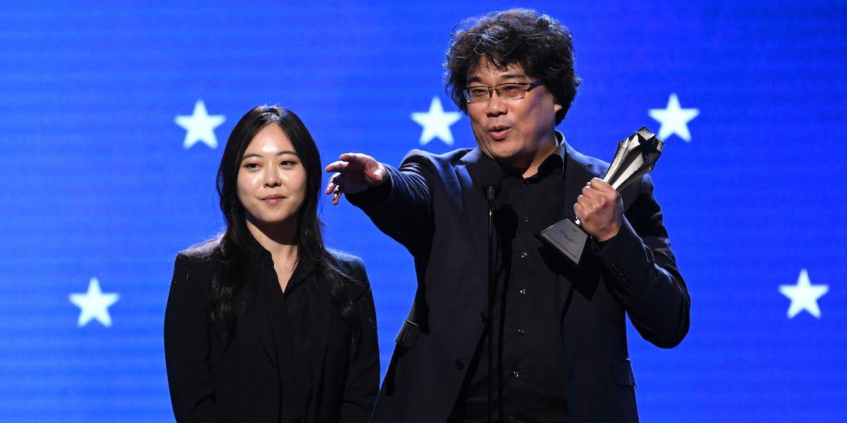 Bong Joon-Ho's Show-Stealing Translator Is Making Her Own Film