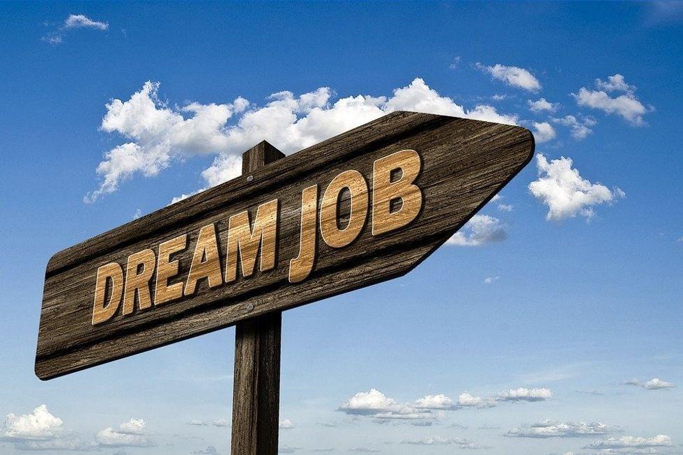 Meet the Reporter: Dream Job