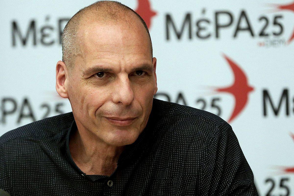 Varoufakis terrorizza i parrucconi dell'Ue