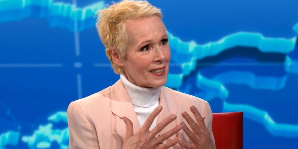 E. Jean Carroll Says She Was Fired from ELLE Because Of Donald Trump