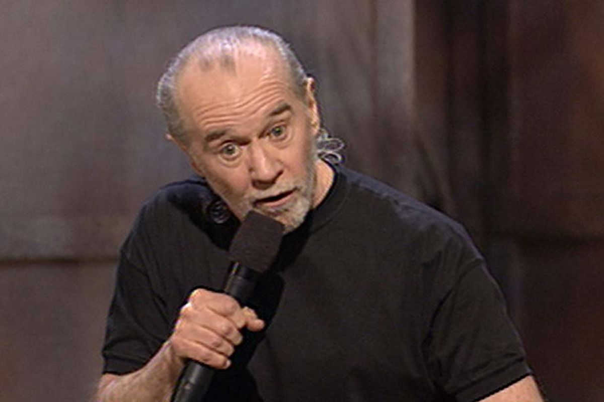 George Carlin's brilliant 'whiny Boomer' rant was decades ahead of its time