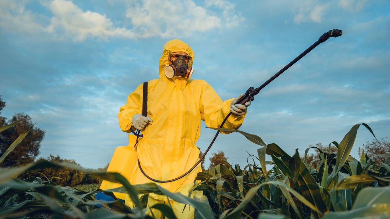 5 Biggest Pesticide Companies Are Making Billions From 'Highly Hazardous' Chemicals, Investigation Finds