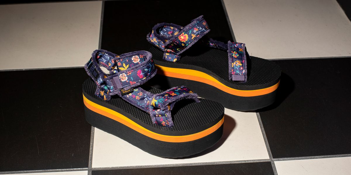 Tevas Are Continuing the Ugly Sandal Trend