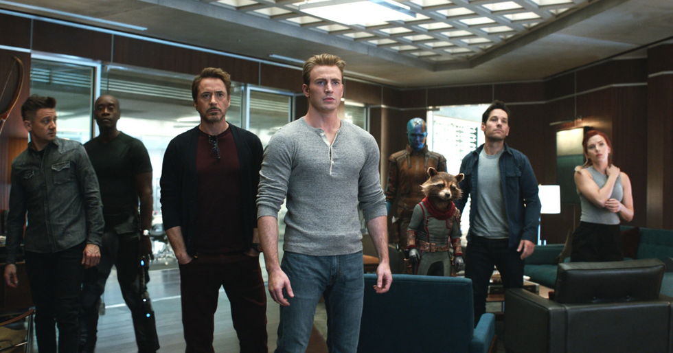 Weekend Bingewatch: I Watched ALL The Marvel Movies And Here's What You Need To Know — Part 1
