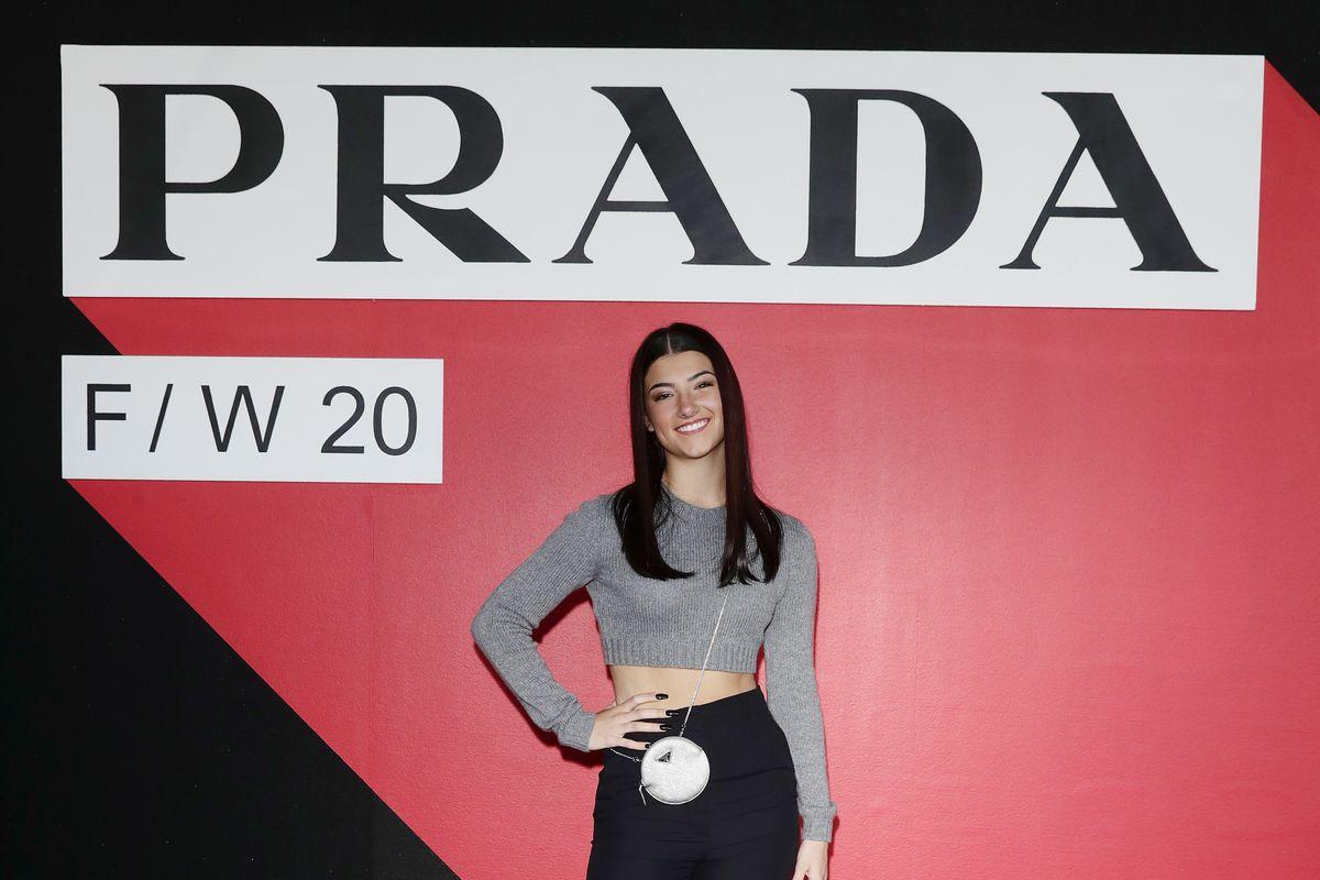 TikTok Takes Prada