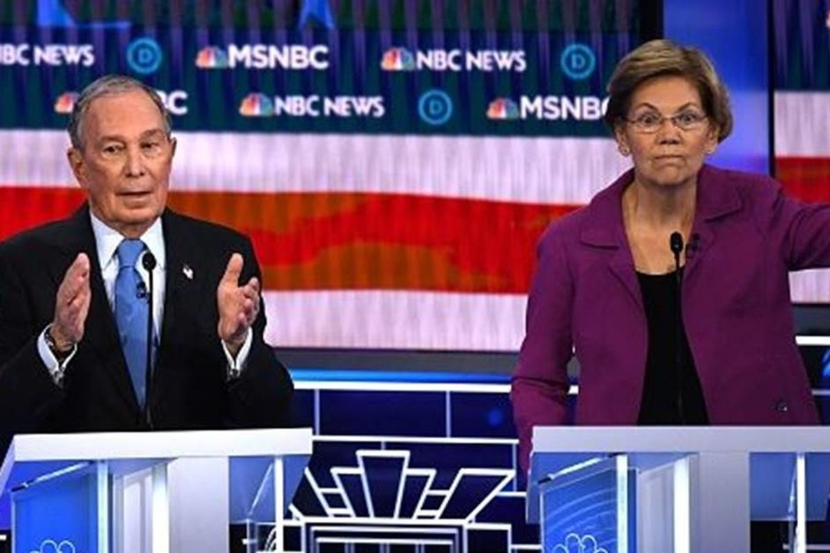 Warren destroyed Bloomberg in the debates and reminded the nation why she was a frontrunner