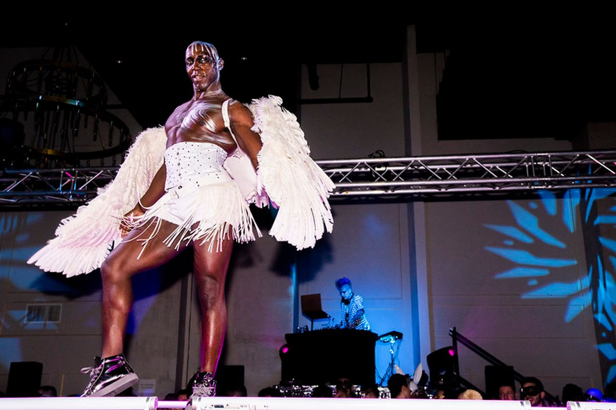 MASQ Threw the Gay Masquerade of My Dreams